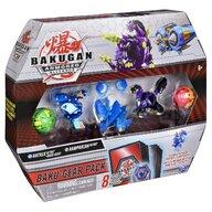 Spin Master - Set figurine De lupta Ultra , Bakugan , Cu Baku-gear, Cu Batrix, Cu Ramparian