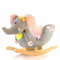 EuroBaby - Balansoar elefant cu sunete FDRK 158N
