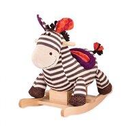 BToys - Balansoar lemn Zebra