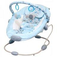 Baby Mix - Balansoar muzical copii LCP BR245 , Blue