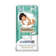 Bambyo - Scutece eco unica folosinta, nr 5, 40 buc