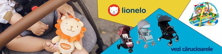 Promo Lionelo martie 2019 - carucioare copii