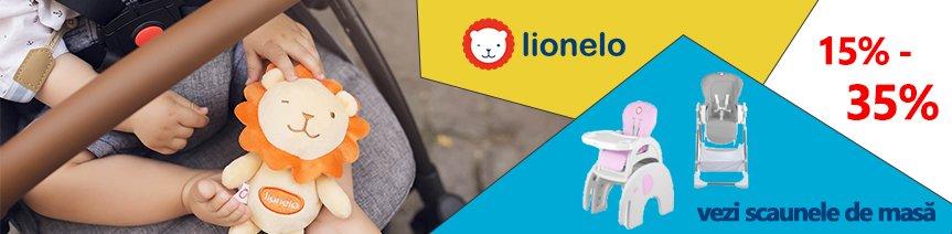 Promo Lionelo 15%-41% martie 2019