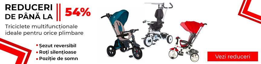Triciclete Reduceri general