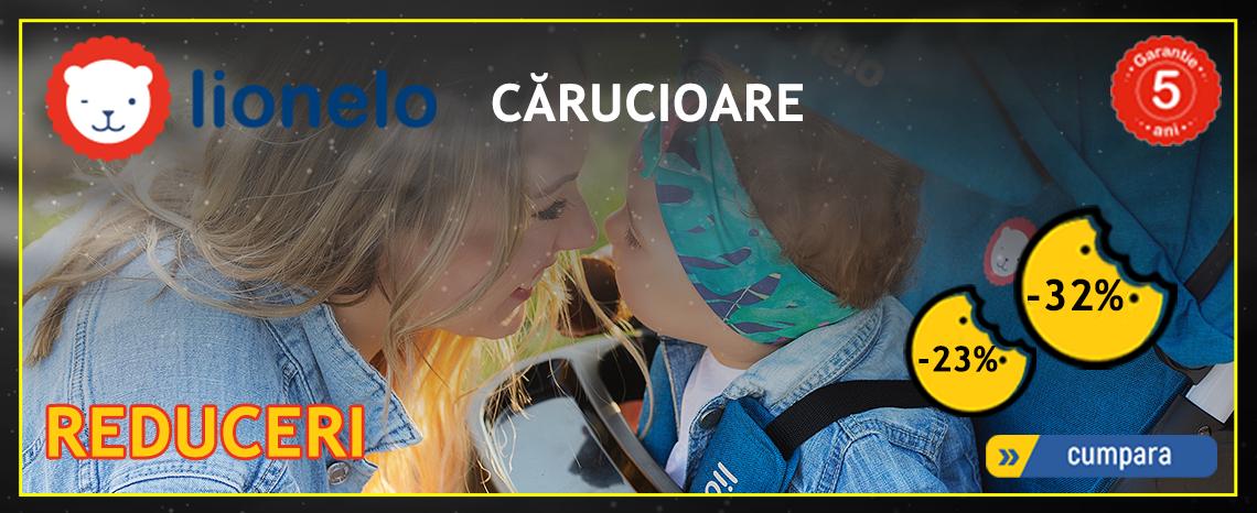 Black Friday 2018 - Carucioare Lionelo
