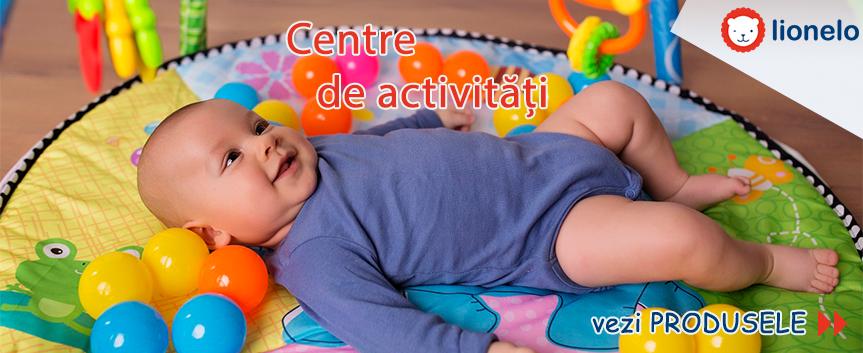 Centre de joaca / activitati marca Lionelo
