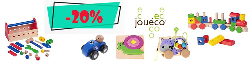 Promo Joueco 20% REDUCERE