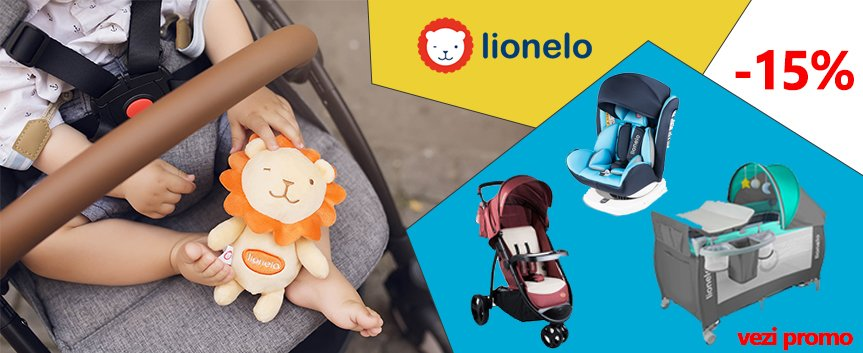 Promo Lionelo martie 2019
