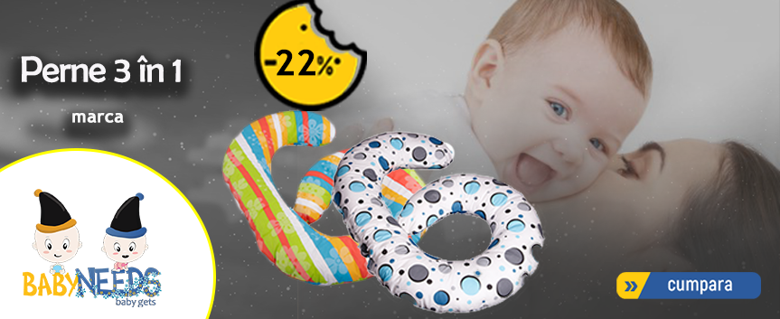 Black Friday 2018 - Perne gravide BabyNeeds