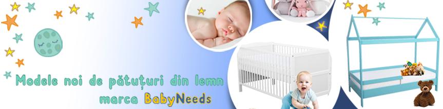 Noile modele de patuturi marca BabyNeeds