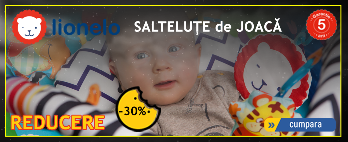 Black Friday 2018 - Centre de joaca Lionelo