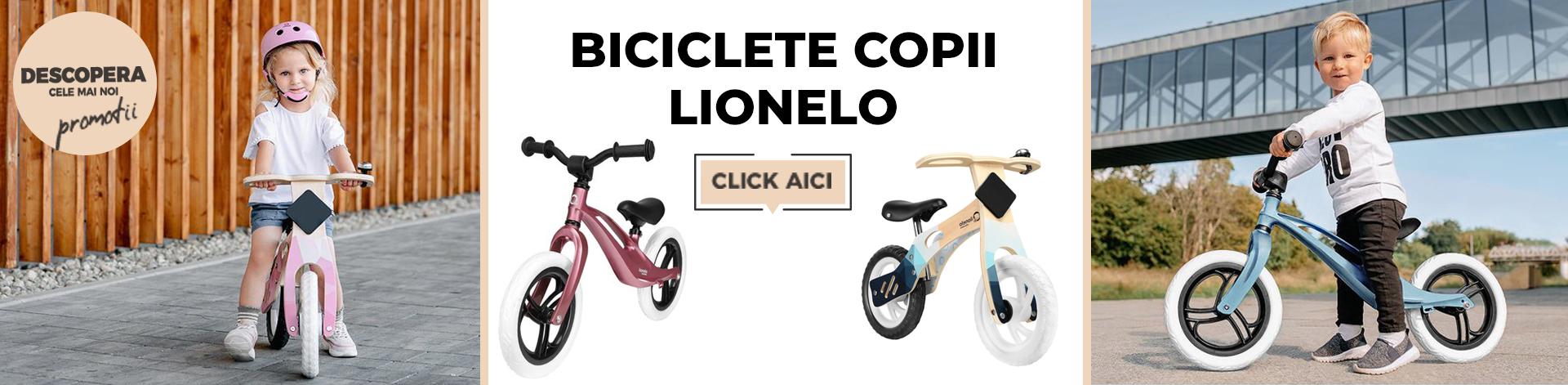 Biciclete Lionelo