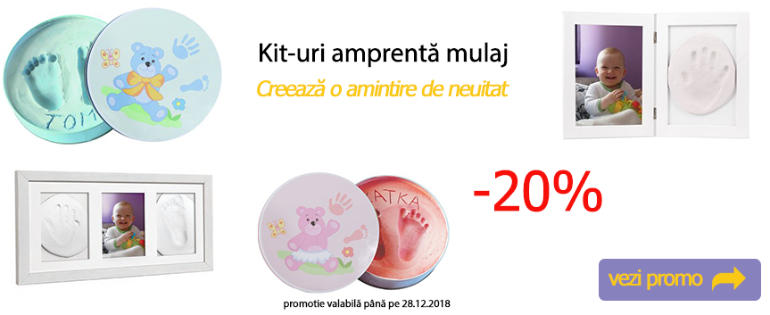 Reducere 20% Baby Handprint