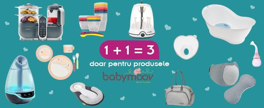 Promo BabyMoov 1+1=3
