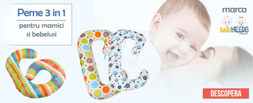 Perne pentru gravide si bebelusi marca BabyNeeds