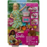 Mattel - Papusa Barbie Set Family , Cu accesorii