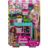 Mattel - Papusa Barbie Florarie
