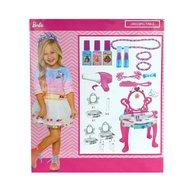 Mega Creative - Set masuta de toaleta Barbie
