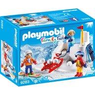 Playmobil - Bataie cu zapada