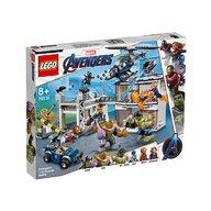 LEGO - Batalia combinata a Razbunatorilor