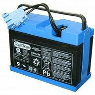 Peg Perego - Baterie 12V 8A