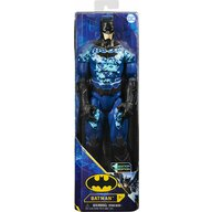 Spin Master - Figurina Supererou , Batman , In costum, Editie Limitata, 30 cm, Albastru