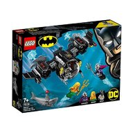 LEGO - Batsubmarinul Batman si conflictul subacvatic