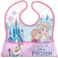 Lulabi - Bavetica impermeabila cu buzunar Frozen