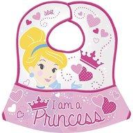 Lulabi - Bavetica impermeabila cu buzunar Princess