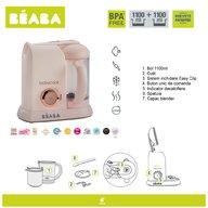 Beaba - Robot Babycook, Pink - Editie Limitata