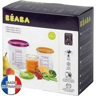Beaba Set 6 recipiente ermetice pentru hrana