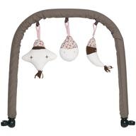 Beaba - Set accesorii balansoar, Chocolate