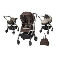 Bebe Confort Carucior Trio Loola Excel Earth Brown