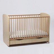 Bebe Design Patut Clasic Confort cu sertar si leganare 120/60 PCC01