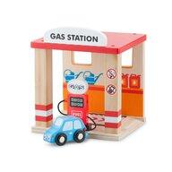 New Classic Toys - Benzinarie si o masina