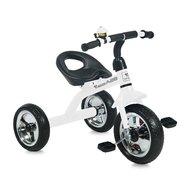 Bertoni - Tricicleta pentru copii A28 roti mari White