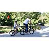 WeeRide - Bicicleta Co-Pilot, Alb