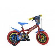 Dino Bikes - Bicicleta cu pedale , Paw Patrol, 12