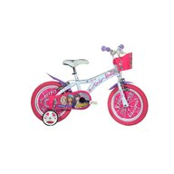 Dino Bikes - Bicicleta copii 14'' Barbie Dreams