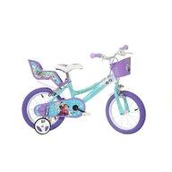 Dino Bikes - Bicicleta copii 14'' Frozen Movie