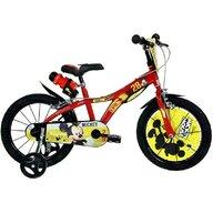 Dino Bikes - Bicicleta cu pedale , Mickey Mouse, 14