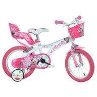 Dino Bikes - Bicicleta copii 14'' Minnie