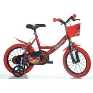 Dino Bikes - Bicicleta copii 14'' Miraculos-Buburuza