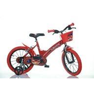 Bicicleta copii 16'' MIRACULOS-BUBURUZA