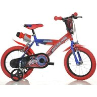 Dino Bikes - Bicicleta copii 16'' Spiderman
