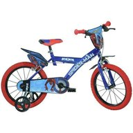 Dino Bikes - Bicicleta copii 16'' Spiderman Home