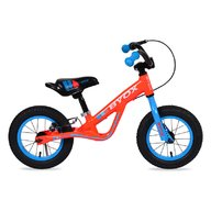 Moni - Bicicleta copii fara pedale Balance Jogger , Rosu