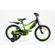 Kawasaki - Bicicleta copii Krunch 16 , Green