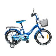 MyKids - Bicicleta copii Toma Car Speed Blue 12