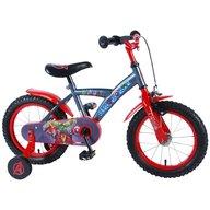 Volare - Bicicleta copii cu roti ajutatoare 14 inch Avengers